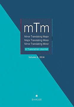 mTm - A translation Journal (vol. 1-8)